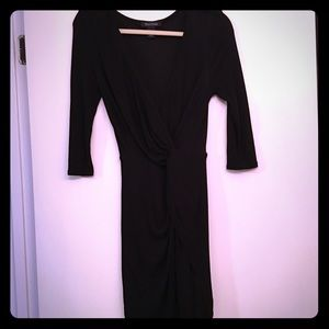 White House Black Market classic Black dress